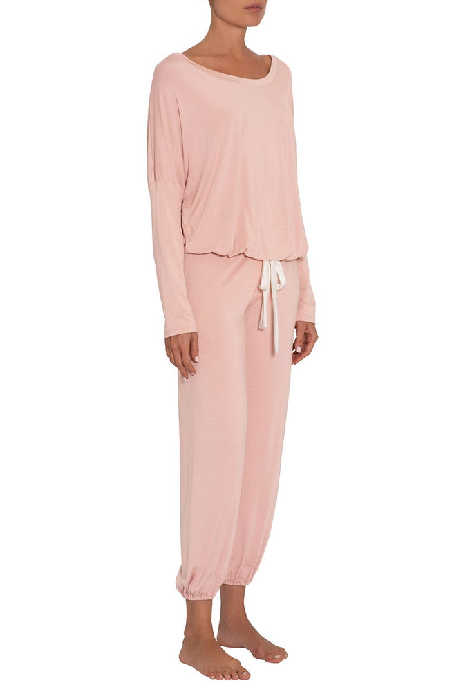 GISELE SLOUCHY SET MISTY ROSE