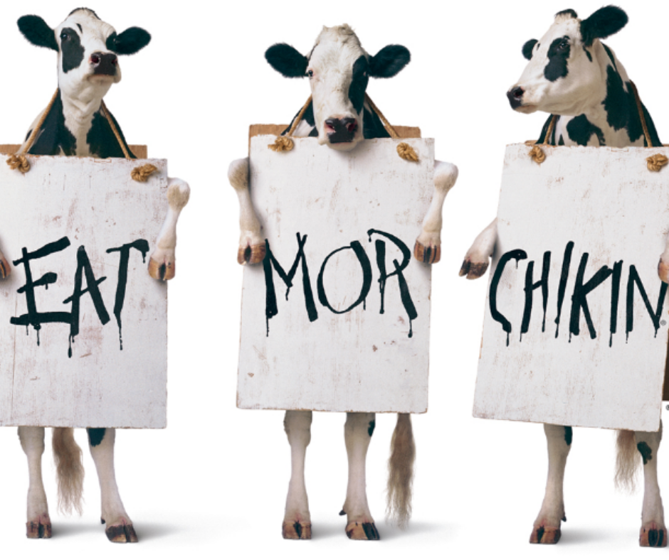 Image result for eat mor chikin