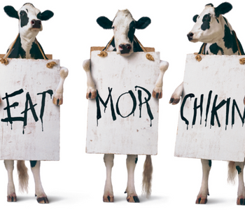 Eat Mor Chikin, Just Not On Sunday