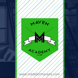 Maven Academy Summer 2018 | Begins July 31st