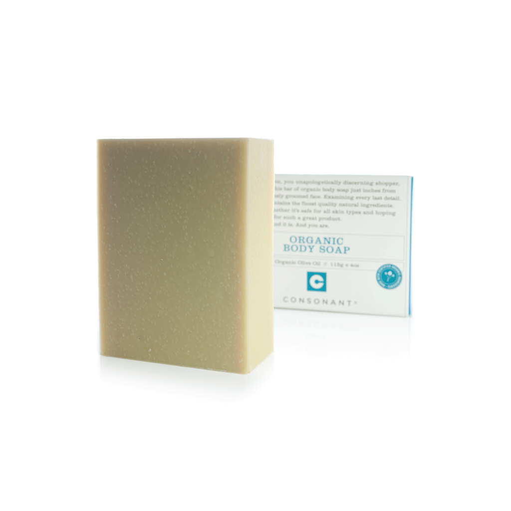 Organic Olive Oil Body Soap