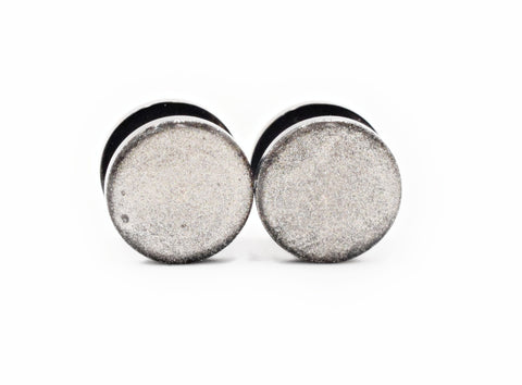 Chrome Shimmer Plugs - Defiant Jewelry