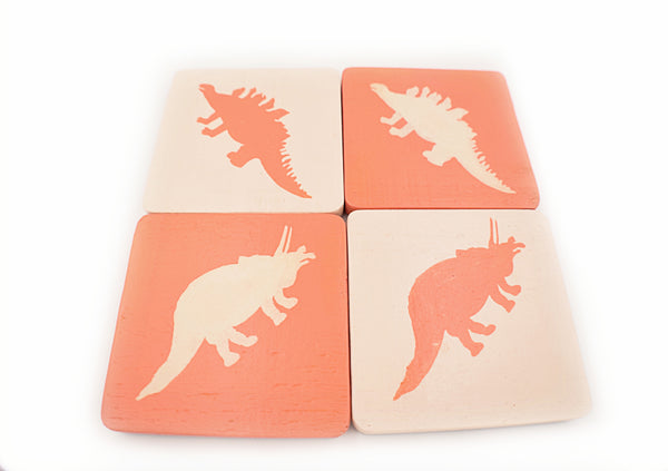 Dinosaurs Coasters - Defiant Jewelry