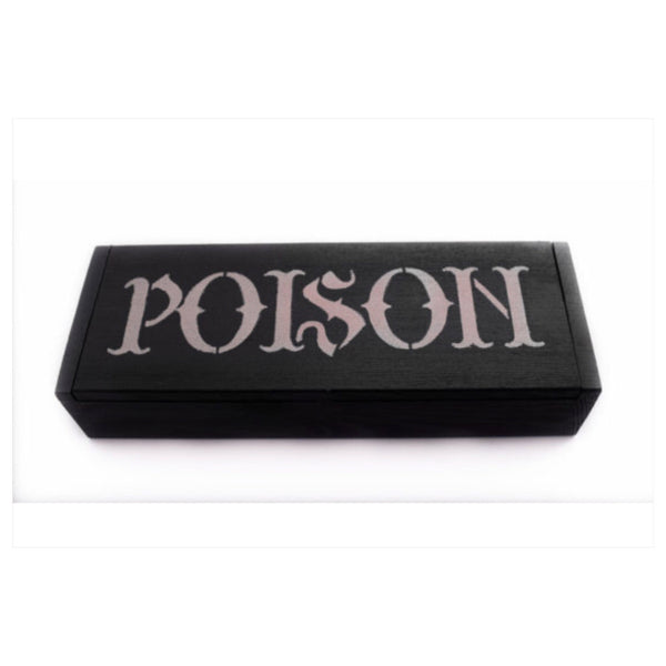 Poison Jewelry Box - Defiant Jewelry