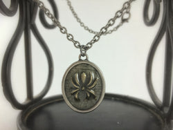 Spider Necklace - Defiant Jewelry