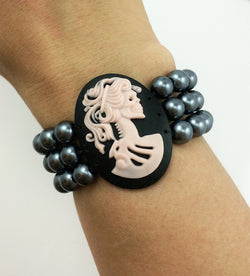 Skeleton Bracelet - Defiant Jewelry