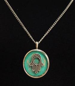 Hamsa Necklace - Defiant Jewelry