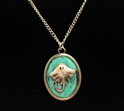 Stingray Necklace - Defiant Jewelry