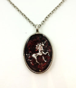 Unicorn Necklace - Defiant Jewelry