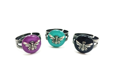 Bumble Bee Ring - Defiant Jewelry