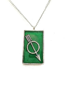 Arrow Necklace - Defiant Jewelry