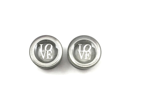 Love Plugs - Defiant Jewelry