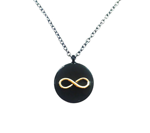 Infinity Necklace - Defiant Jewelry