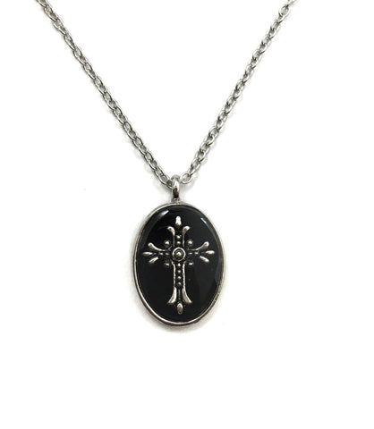 Cross Necklace - Defiant Jewelry