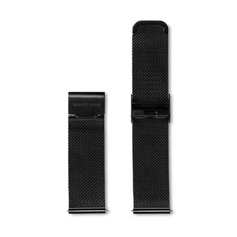 Black Chain Kensington 40 Strap