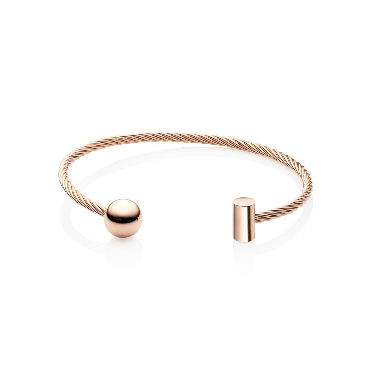 Vega Bangle (Rose Gold)