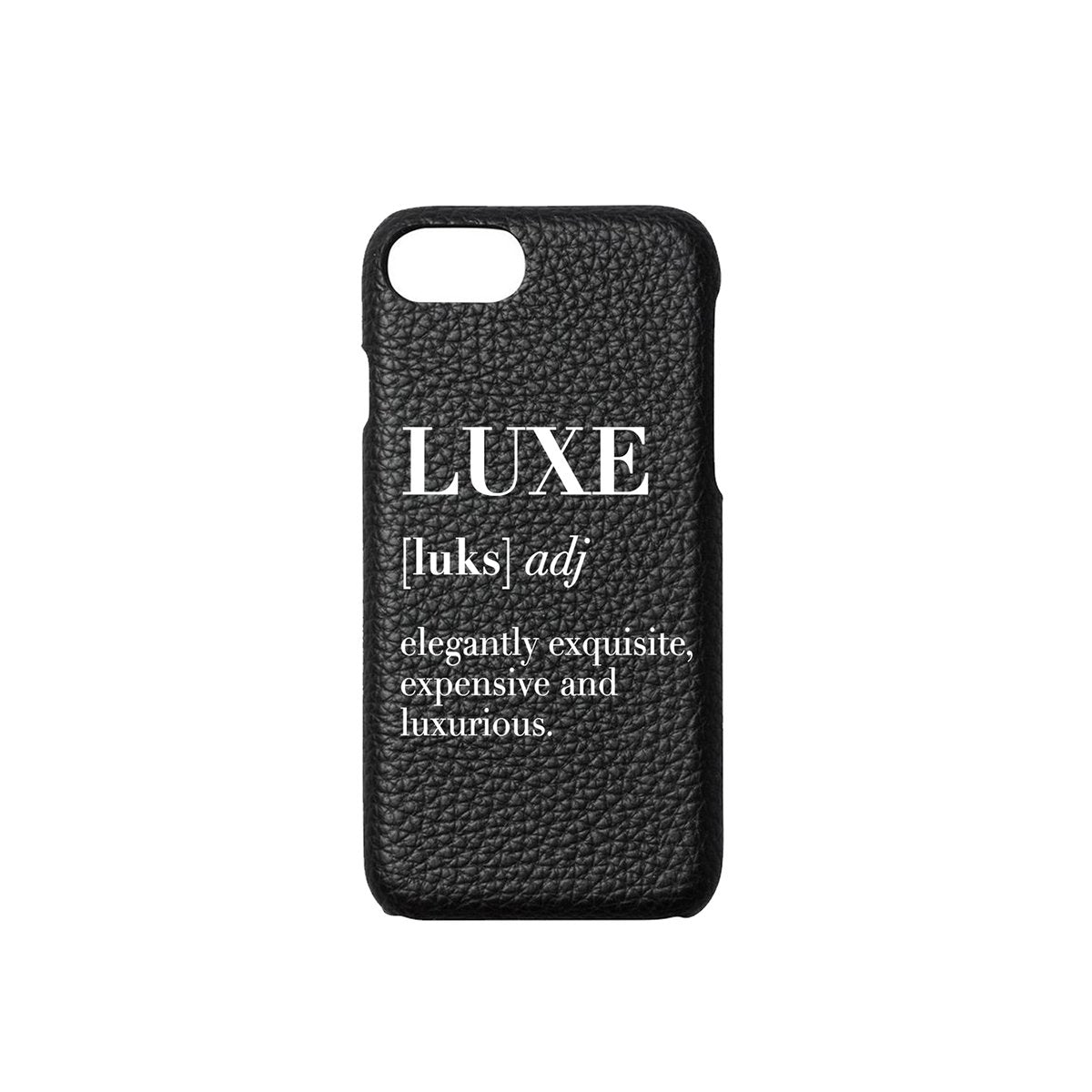 Luxe Quote Phone Case