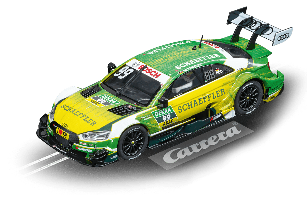 Carrera Digital 132, Audi rs 5 dtm  (M.rockenfeller, no.99)