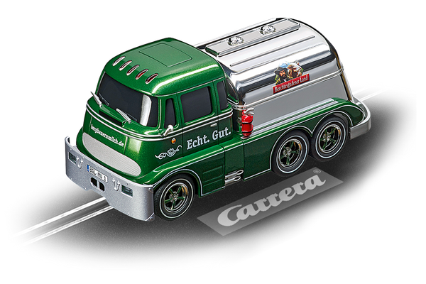 Carrera Digital 132,Carrera tanker (berchtesgadener land)