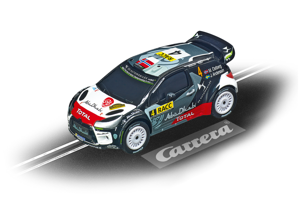 Carrera GO, DS3 WRC 2015  (M.Ostberg) Rally Catalunya Spain