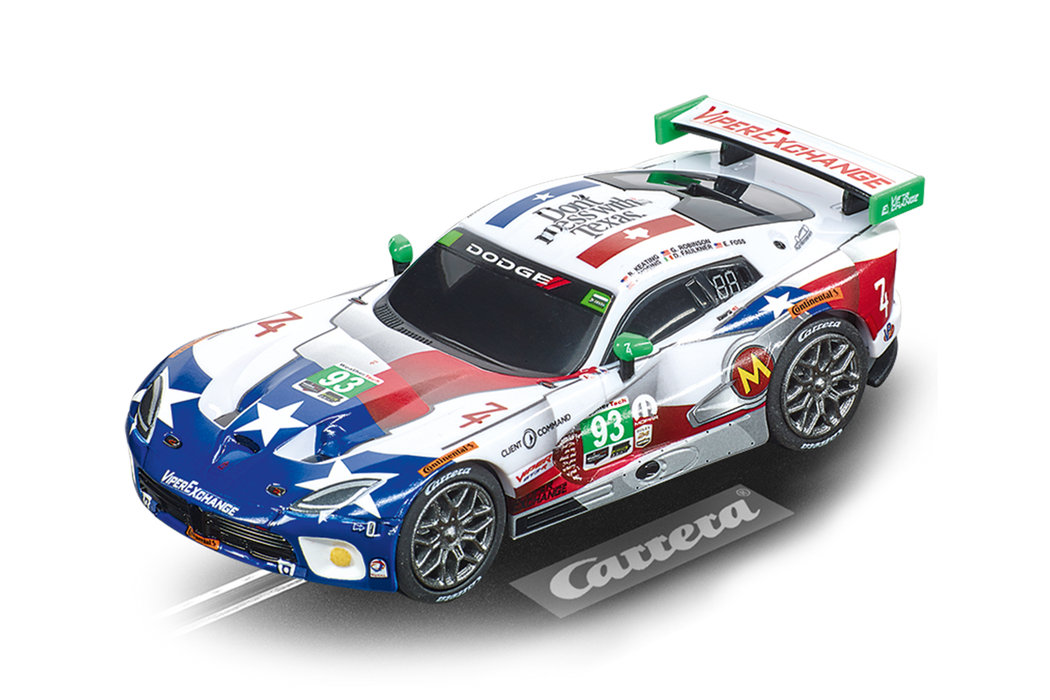 Carrera GO, 2015 SRT Viper ( Ben Keating Team, no.93)