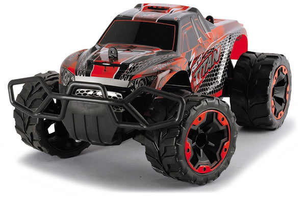 RC Red Titan, RTR