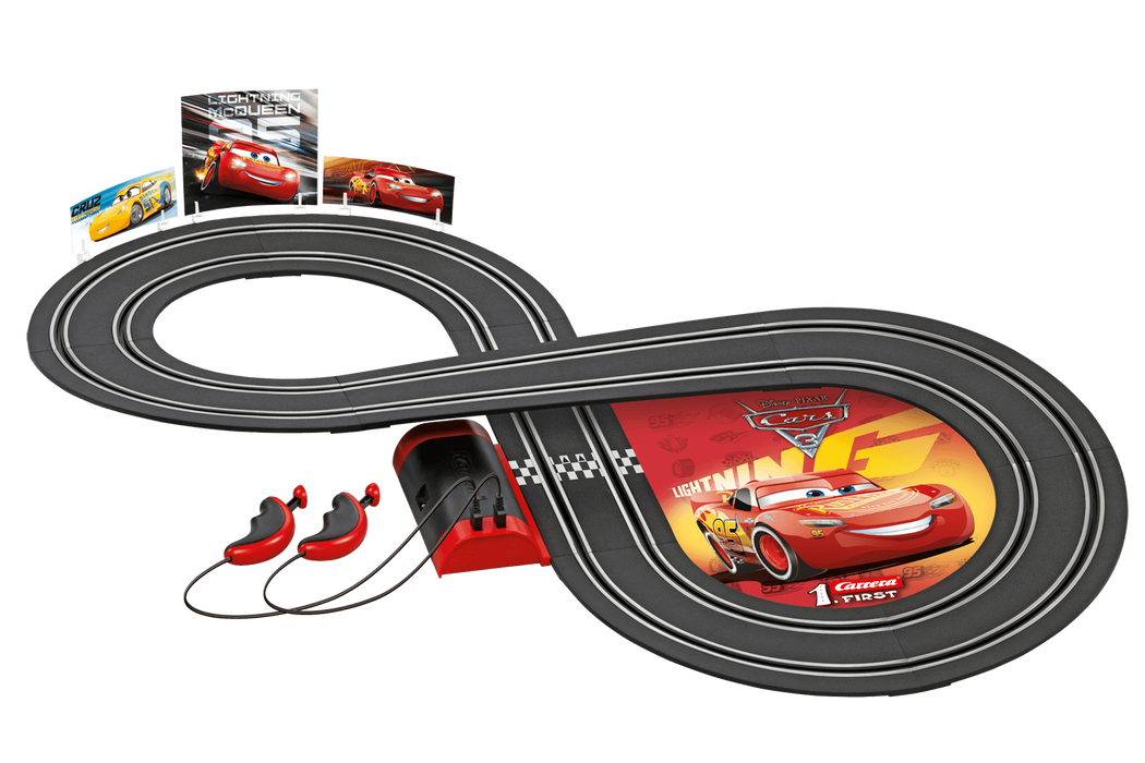 Carrera First Disney Pixar Cars 3 Piste De Course