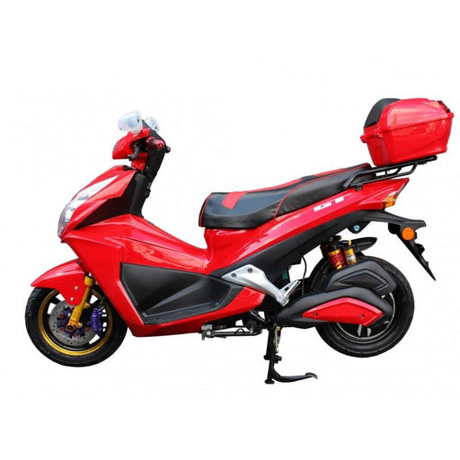 GT - E - SCOOTER - (72 Volts) - Rouge