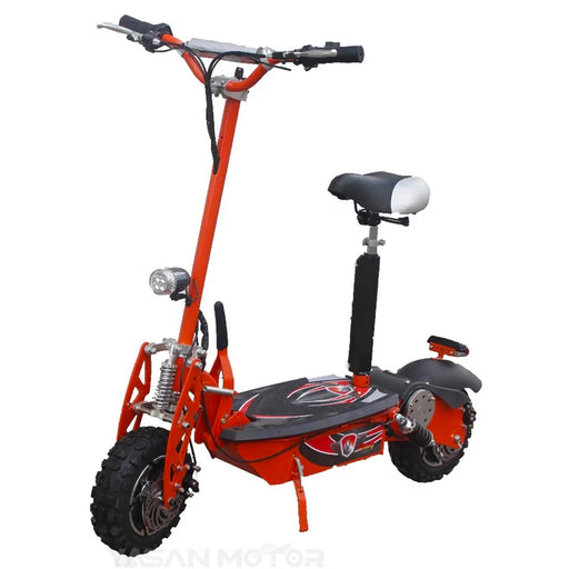 Jumbo 1600, Trottinette Électrique (48 Volts) (1600 Watts)