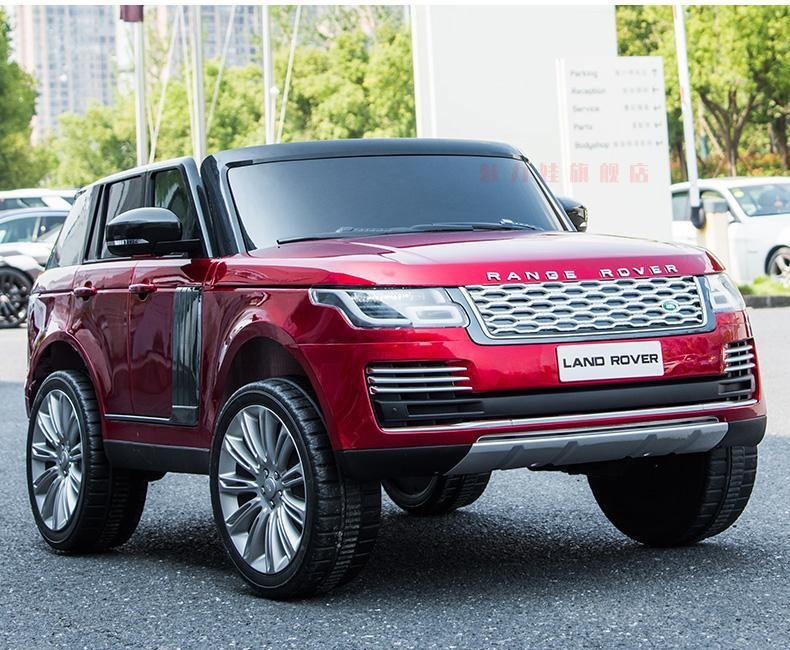 Land Rover Sport Super Charged XXL (4X4) (12 Volts) (2 Places)