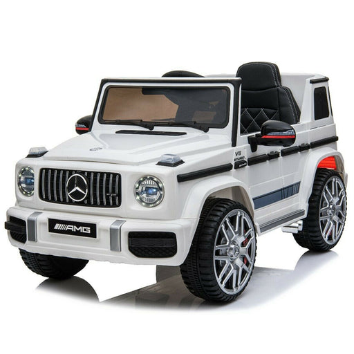 Mercedes G63 AMG (12 Volts) (1 Place)