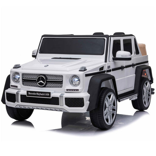 Mercedes Maybach G650 XXL (12 Volts) (4 Roues Motrices) (2 Places)