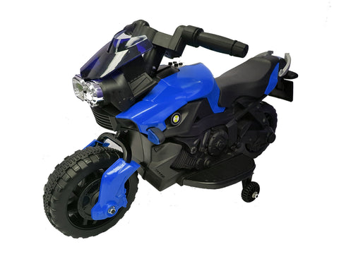 MINI MOTO SPORT (Style BMW GS) (6 Volts) (1 Place)
