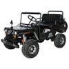 Mini Jeep (Willys Edition) (125cc) (4 Temps) (2 Places) (Semi-Auto)