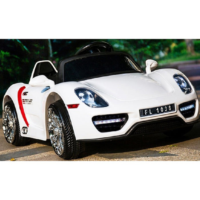 Porsche Roadster (12 Volts) (1 Place) (2 à 6 Ans)