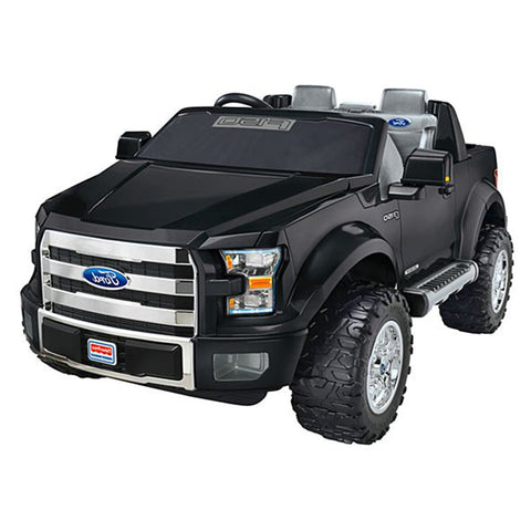 Power Wheels, Ford F-150 (12 Volts)
