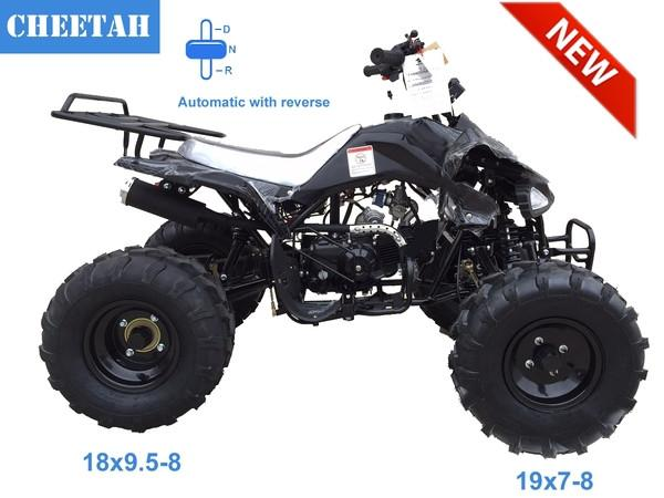 TAO TAO, Cheetah 125-G, Quad à Essence (4 Temps) (110cc)