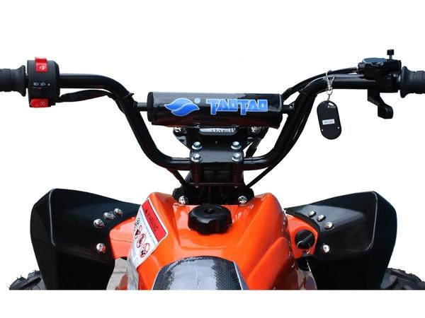 TAO TAO, Cheetah 125-G, Quad à Essence (4 Temps) (110cc) Orange