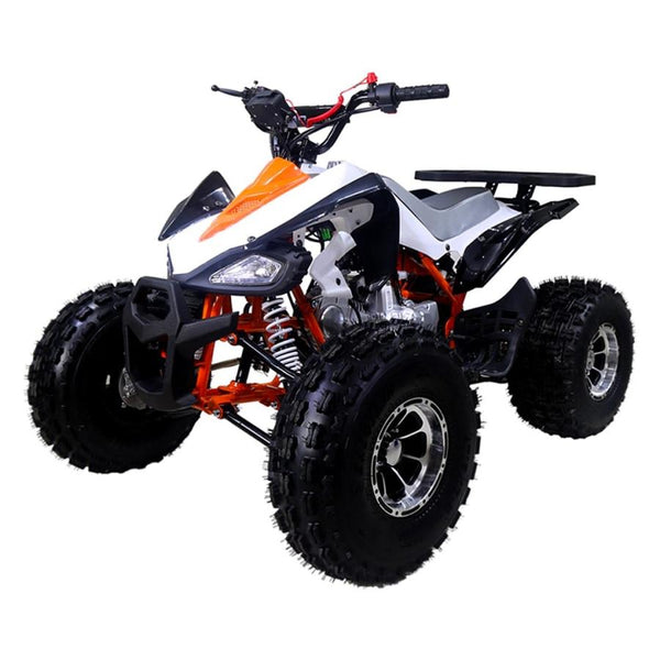 Tao Cheetah Pro Quad À Essence (4 Temps) (120Cc) Vert Orange Vtt