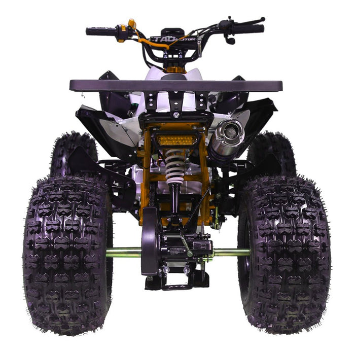 Tao Cheetah Pro Quad À Essence (4 Temps) (120Cc) Orange Vtt