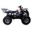 Tao T-Force Pro Quad À Essence (4 Temps) (120Cc) Blanc Vtt