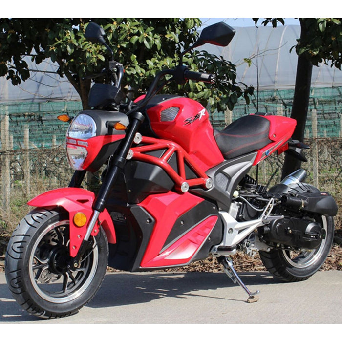 Venom X21 Moto/scooter À Essence (4 Temps) (49Cc) (1 Place) (14 Ans+) Légal Sur Route Scooters