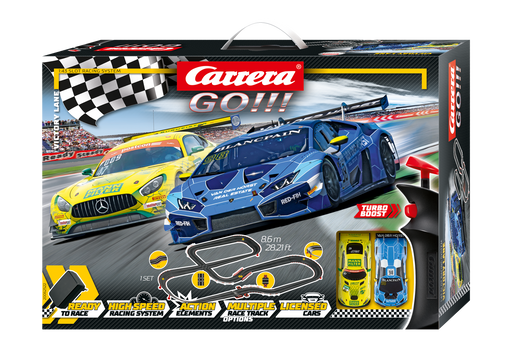 Carrera Go, Victory Lane