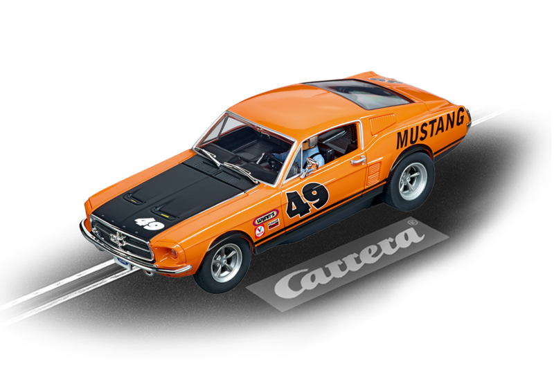 Piste de course Carrera Digital 132 FORD FASTBACKS
