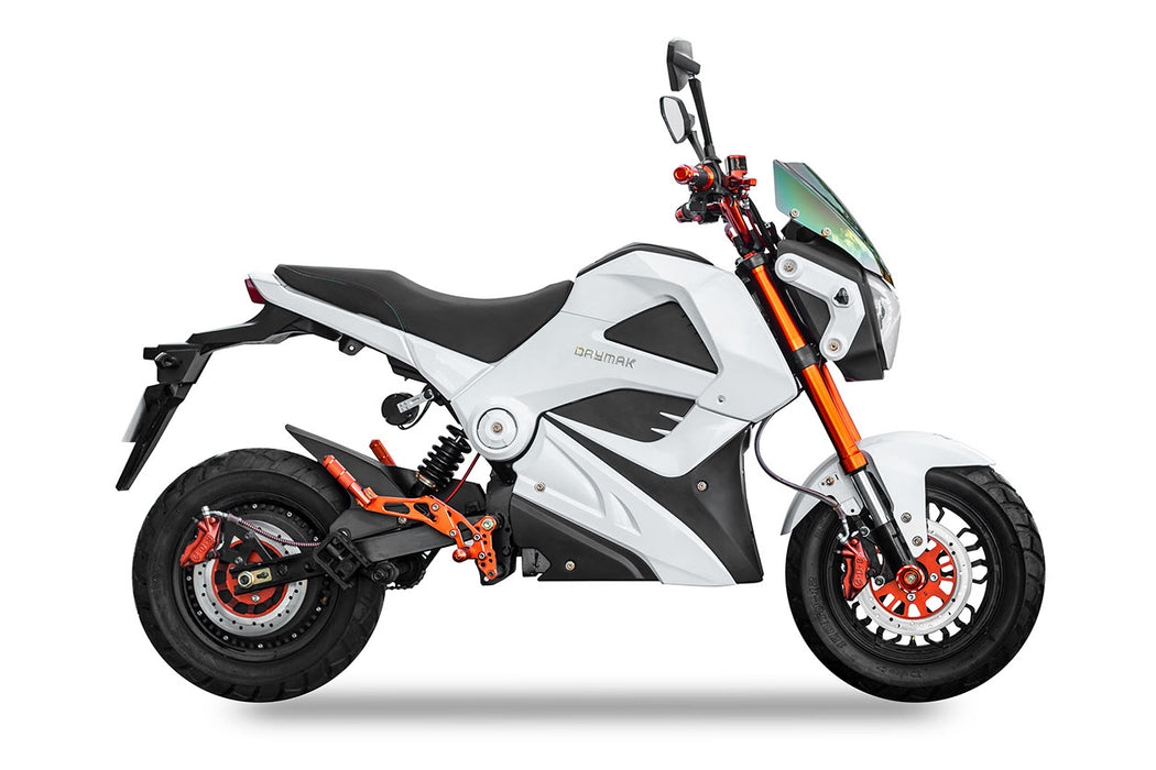 EM1, Moto Électrique (72 Volts) (500 Watts) (2 Places)