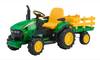 John Deere Ground Force Tractor