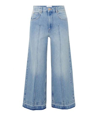 Isabel Marant Etoile Cabrio cropped jeans