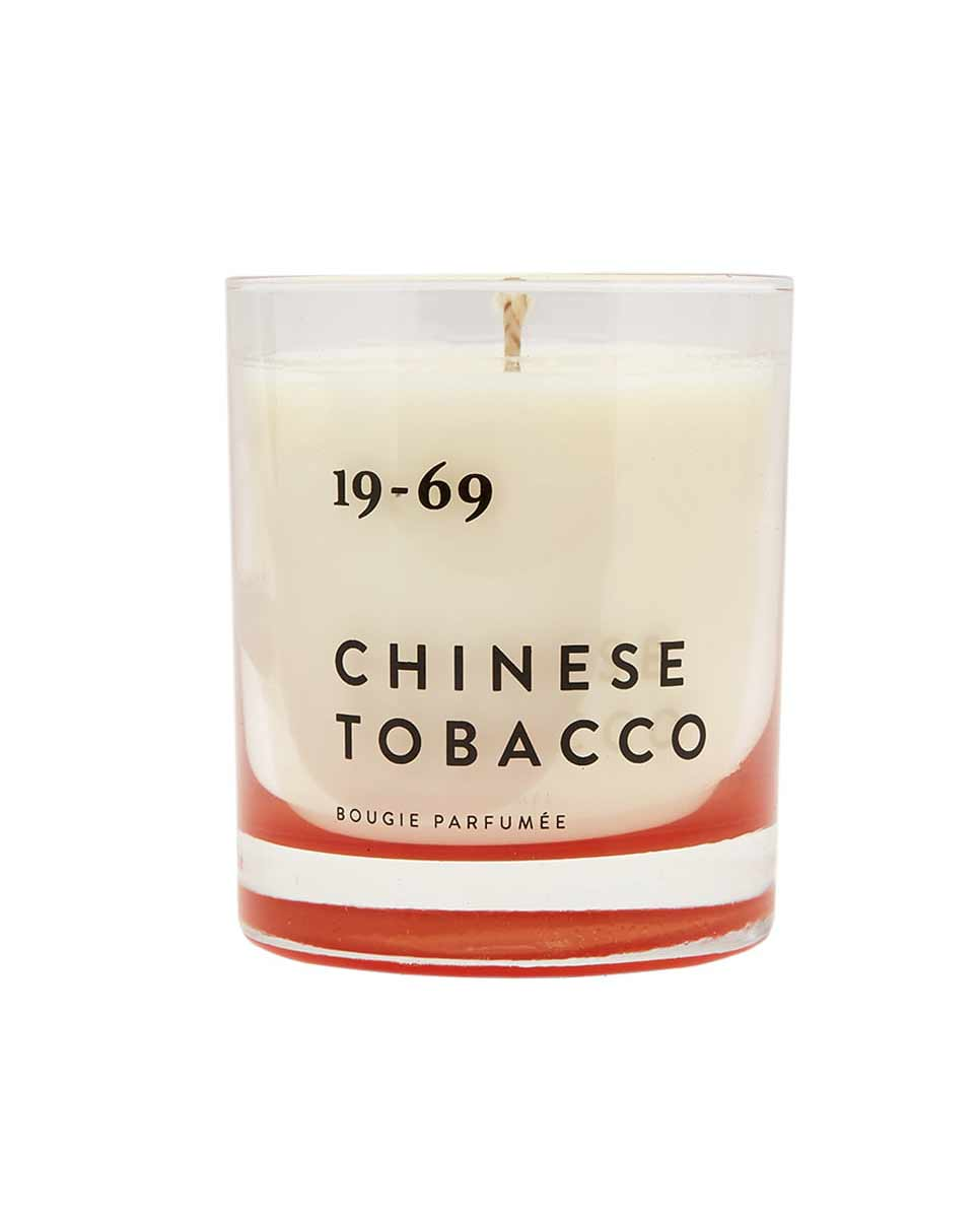 19-69 Chinese tobacco candle front-Diverse