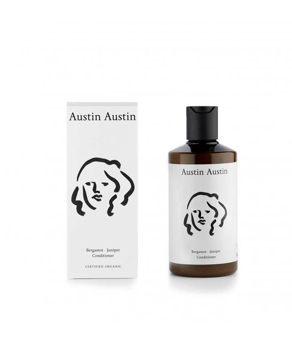 Austin Austin Bergamot & Juniper Conditioner 250ml-Diverse