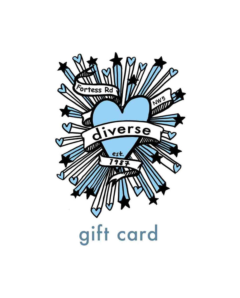 Gift Cards - £10, £25, £50, £100
